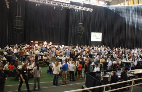 1200 Person Academic Conference
