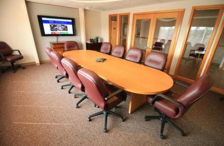 Foundation 201B Boardroom