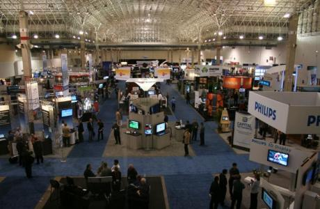 170,000 square feet of flexible convention space