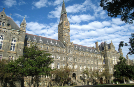 Georgetown University, Healy Hall