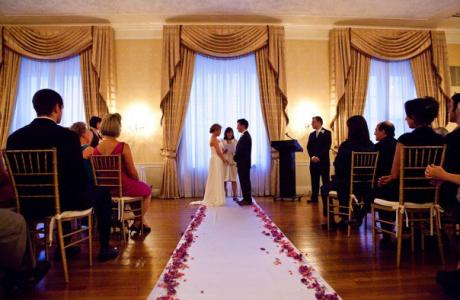 Grand Salon Ceremony