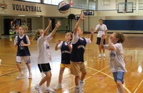 We have ample space to host your basketball camps and tournaments