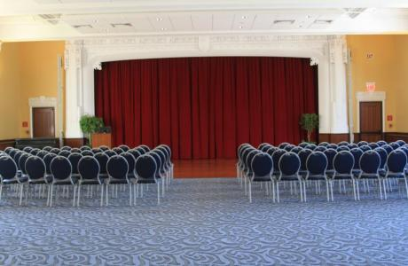 Emmanuel offers a variety of meeting & event spaces with flexible set-up options