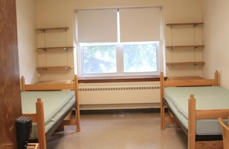 On-Campus Overnight Accommodations