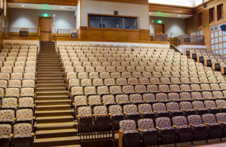 Aztec Student Union: Theatre