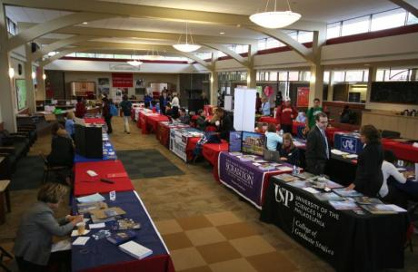 Exhibits and vendor shows as part of your conference