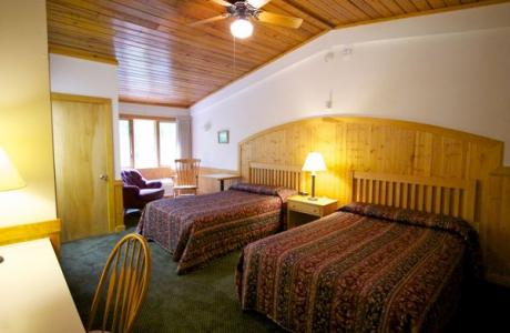 Comfortable and private overnight accommodations in Kohnjoy Inn