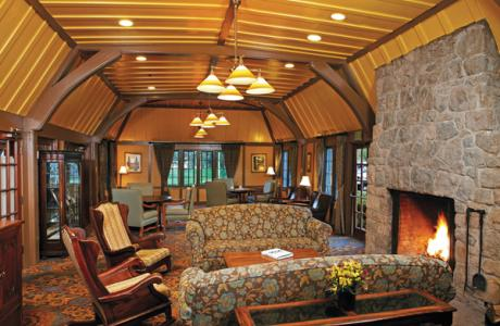 Main Lodge Living Room
