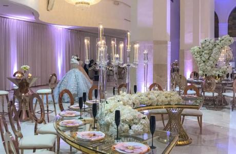 Lily V Events Atlanta Launch Party, Southern Exchange Ballrooms