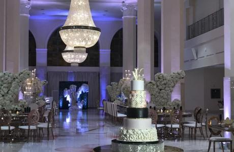 Launch Party in Whitehall for event & wedding planner's new office in Atlanta