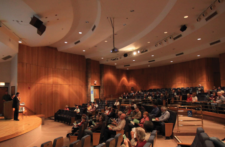 The Luecth Conference Center at McHenry County College