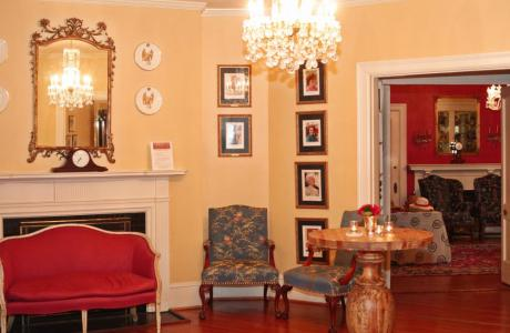 First Ladies Portrait Room: Signed Portraits of the First Lady