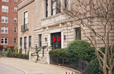The Congressional Club at New Hampshire and U Street