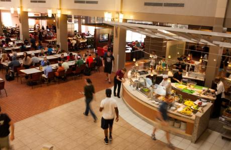 Mabee Dining Hall