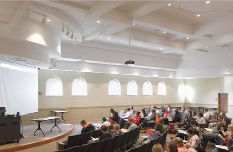 McGuffey Hall - Auditorium