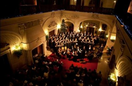 Winter Concert at Ochre Court