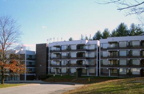 New Dorm Residence Hall - Briarcliff Campus
