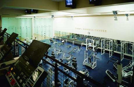Coors Fitness Center