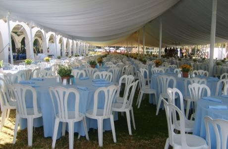 We can easily handle large events