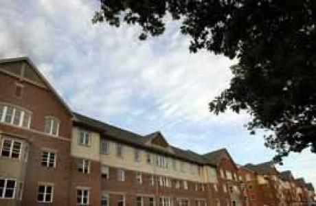 Putt and Delaney Residence Halls