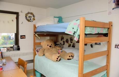 Residence Hall bunk beds