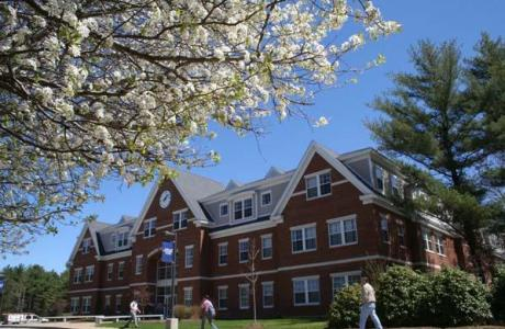 SNHU in the Spring Time