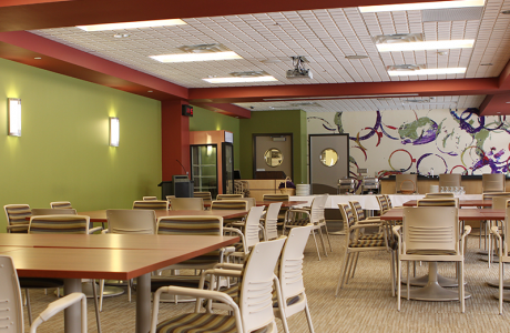 The Scot Room at McHenry County College