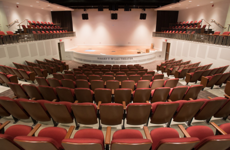 Armstrong Student Center - Wilks Theater