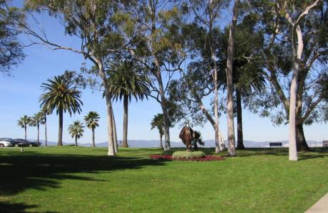Loyola Marymount University - Sculpture Garden