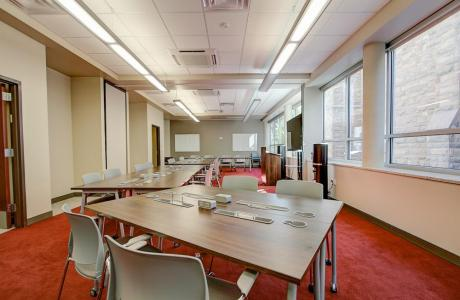 Zions Bank Classrooms