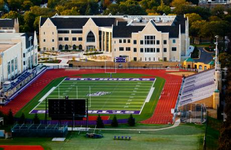 O'Shaughnessy Stadium and Palmer Field, St. Paul Campus