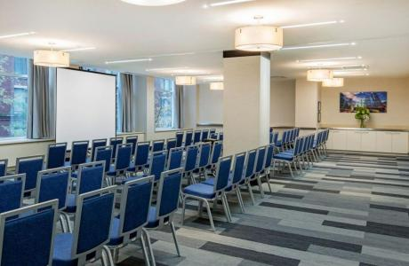 Theater Style in Superior Meeting and Banquet Room