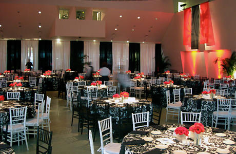 Use TUC's Great Hall for your next memorable event...