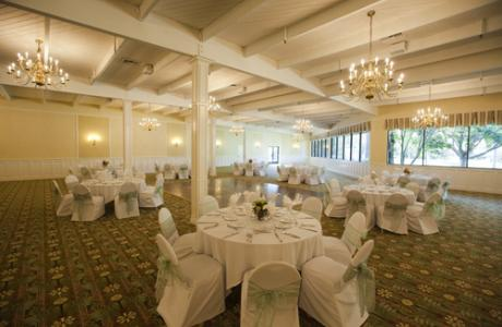 Newly Renovated Banquet Room