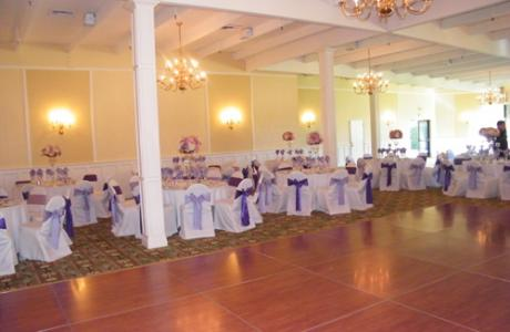 Banquet Rooms With Spacious Dance Floors