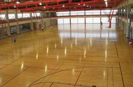 SRWC provides various space for athletic activities during the summer months.