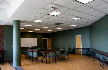 Union Hall Classroom