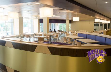University Union Food Court