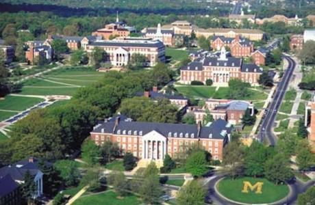 Spacious, Secluded, and Special - that's the University of Maryland!