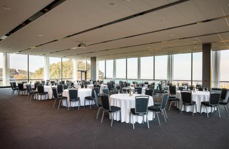 Iacocca Conference Center - Wood Dining Room