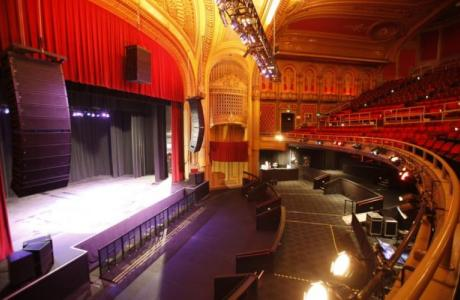 Stage & Balcony View