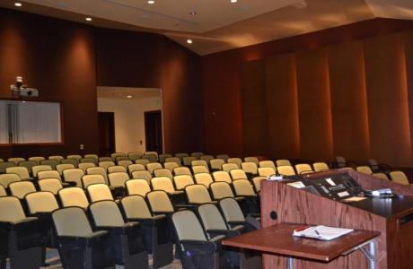 Aliso Hall Seminar Room
