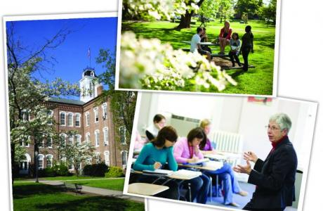 Historic and Scenic Learning Environment