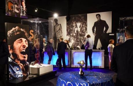 ICONS: Party with artists who are influenced by Elvis' style