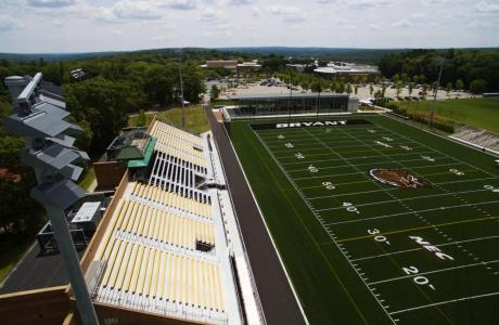 Turf Football Stadium