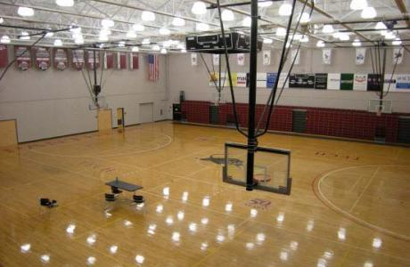 Clemente Center for Sports and Recreation gymnasium