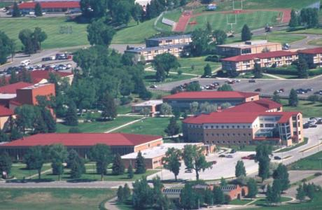A look over Westerns Campus