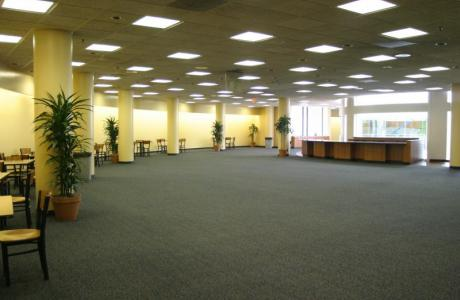 Dobbs University Center Central Commons