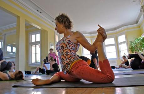 From yoga to swing dancing to tutoring- we can do it all.