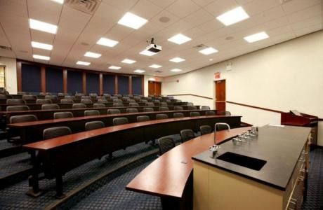 Lecture Hall - New York City Campus